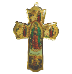 Click here for more information about Our Lady of Guadalupe Wall Cross