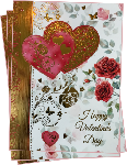 Click here for more information about Valentine's Day Cards 3pk