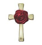 Click here for more information about Memorial Rose Pin